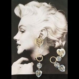 Gorgeous VTG Chandelier Earrings